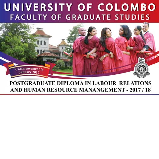 Postgraduate Diploma in Labour and Human Resource Management