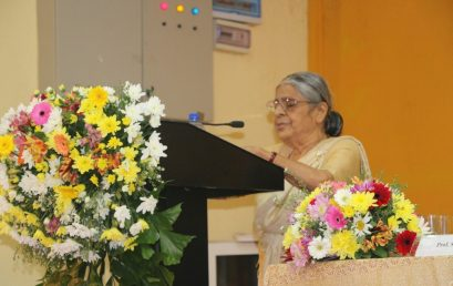 Launch of 'Professor Emeritus Indrani Munasinghe Felicitation Volume'
