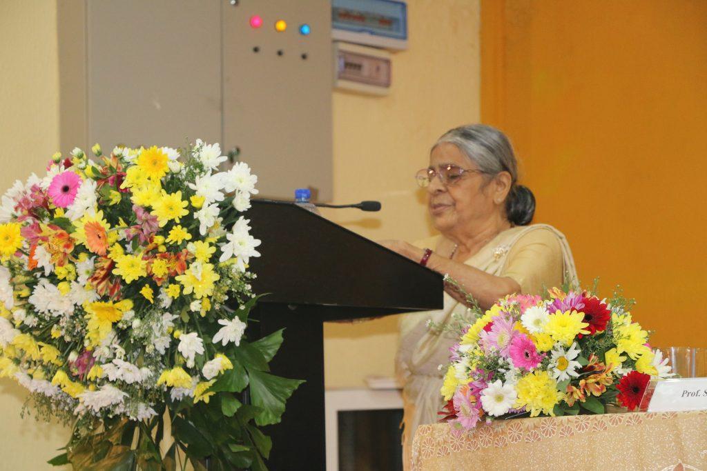 Launch of 'Professor Emeritus Indrani Munasinghe Felicitation Volume'