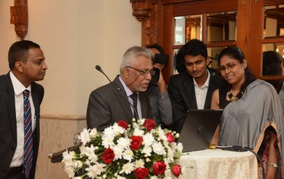 "Launch of the ""tobaccounmasked.lk"" Information Portal – Centre for Combating Tobacco"