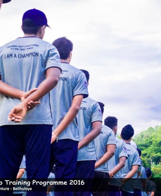 Leadership & Adventure Training Programme