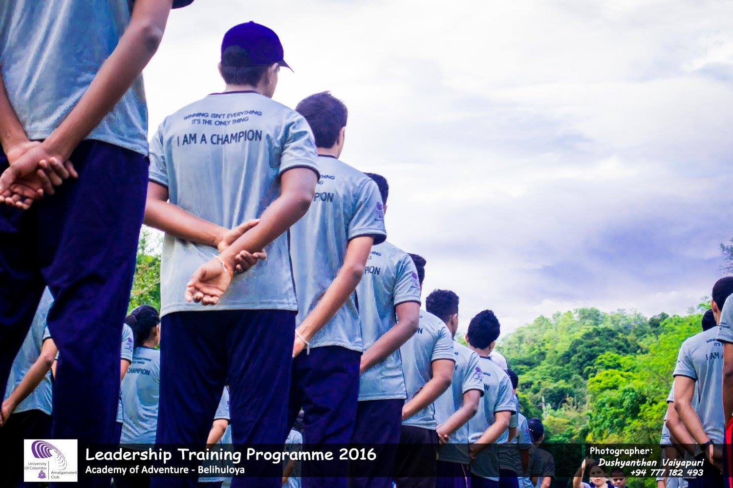 Leadership & Adventure Training Programme
