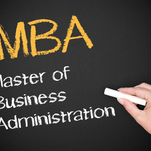 Master of Business Administration Weekday Programme 2017/2019