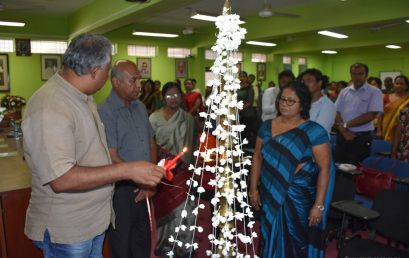 Inauguration Ceremony – Diploma and MA in Sinhala