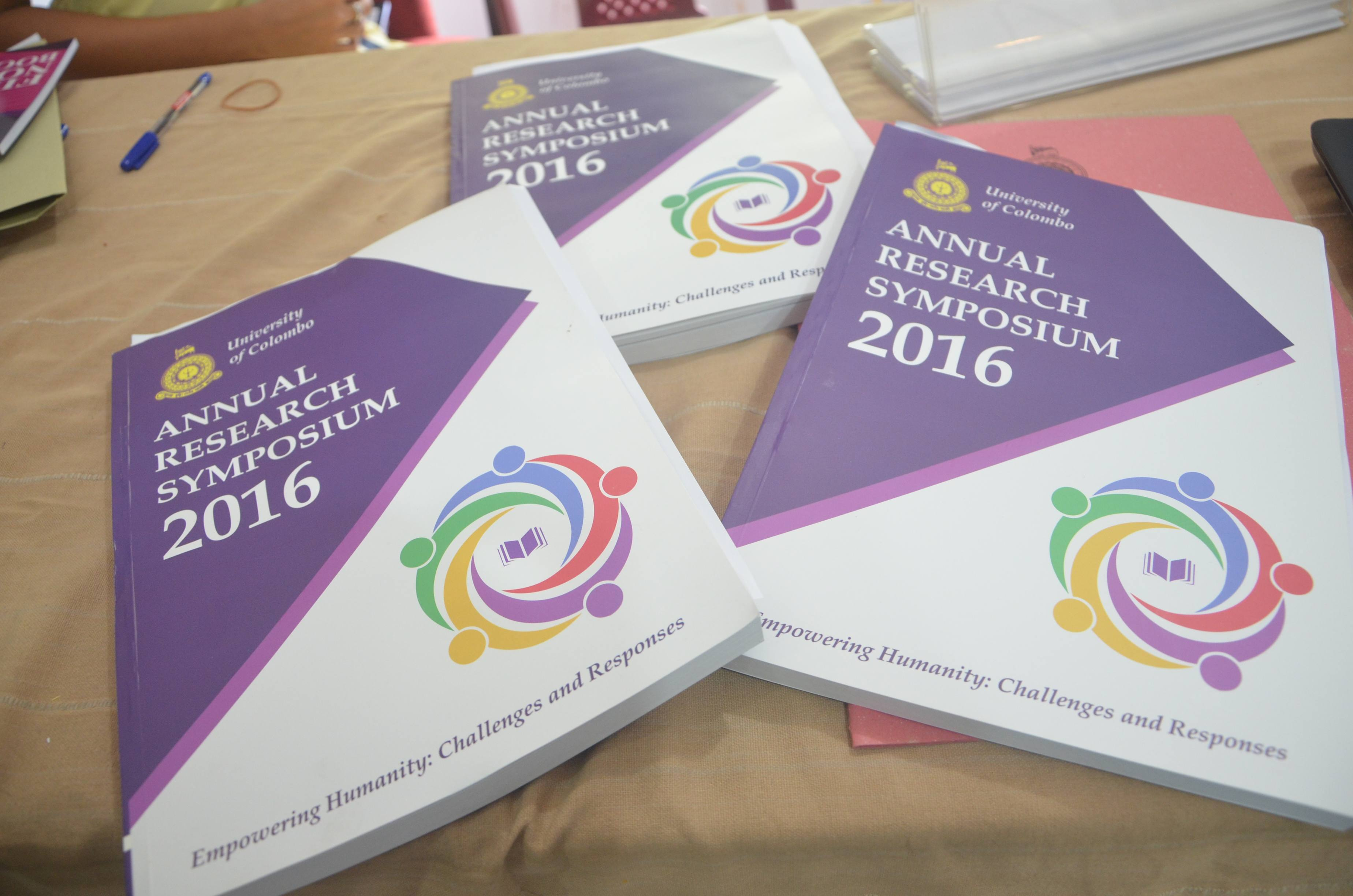 Annual Research Symposium 2016 – Faculty of Management & Finance