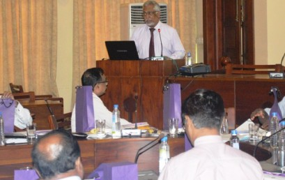 379th Meeting of the Vice Chancellors and Directors (CVCD) Meeting