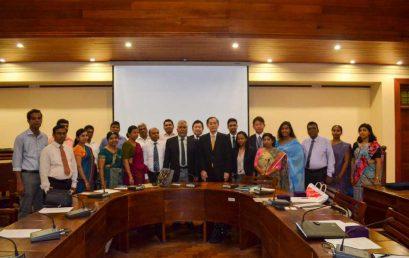 Mitsubishi UFJ Foundation signs MoU with University of Colombo to award student scholarships