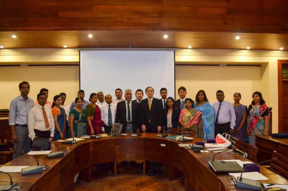 Mitsubishi UFJ Foundation signs MoU with University of Colombo to award student scholarships