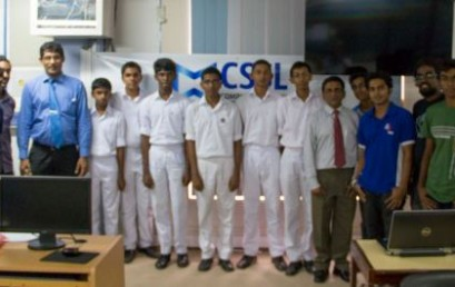 The National Schools Software Competition (NSSC) – 2015