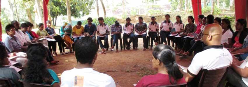 Nature Based Leadership & Team Building workshop for Student Counselors