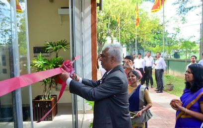 Opening Ceremony of the East Wing Building