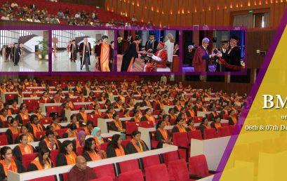 Postgraduate Convocation 2015