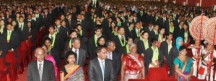Postgraduate Convocation – 2012