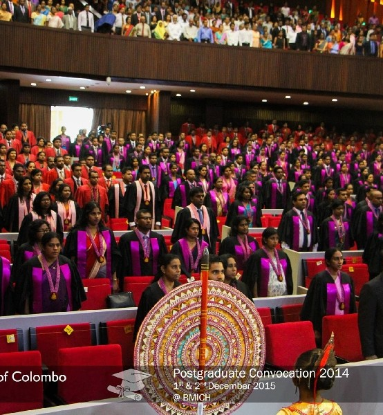 Postgraduate Convocation 2014 – Image Gallery