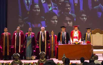 Postgraduate Convocation 2017