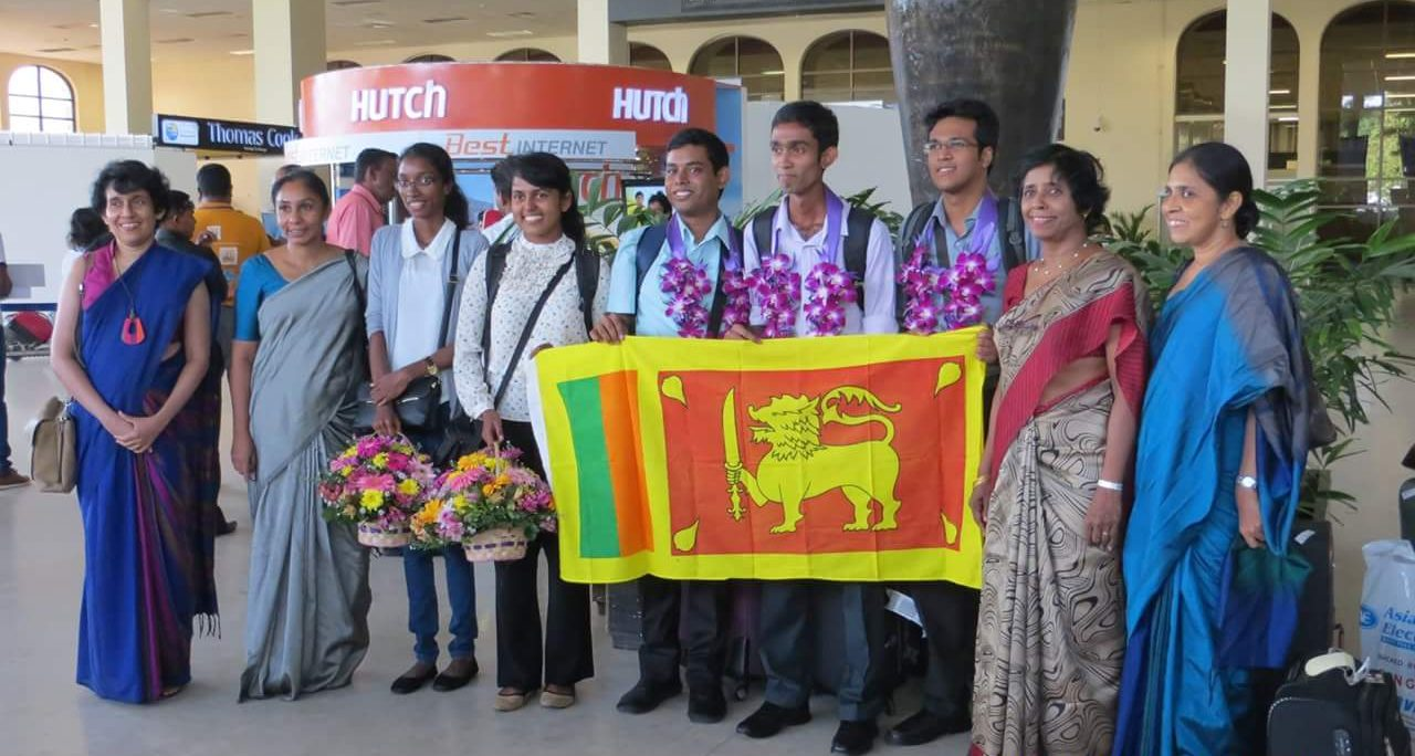 Faculty of Medicine, Colombo emerges World Champions at the International Inter-Medical School Physiology quiz, held in Malaysia