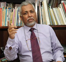 Professor Lakshman Dissanayake