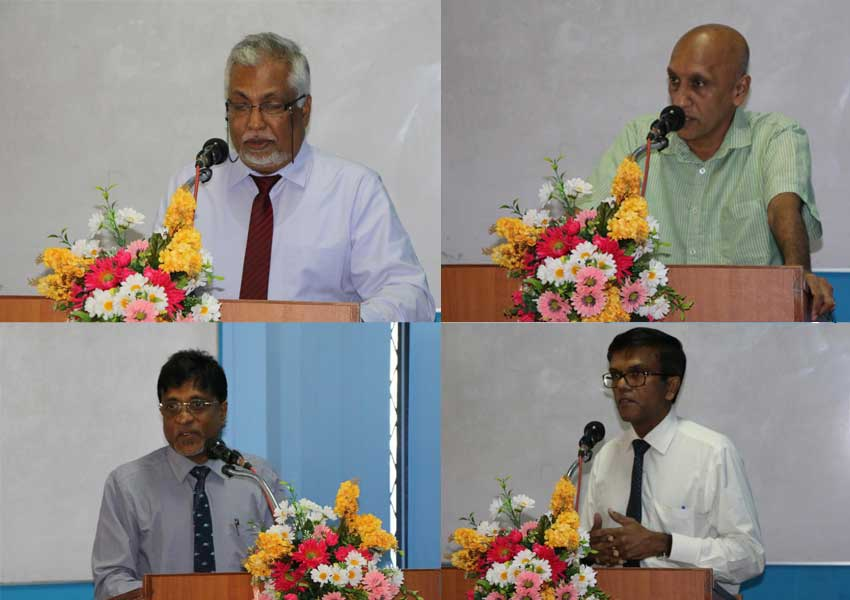 Research Forum on Poverty in Sri Lanka : The Challenges Ahead