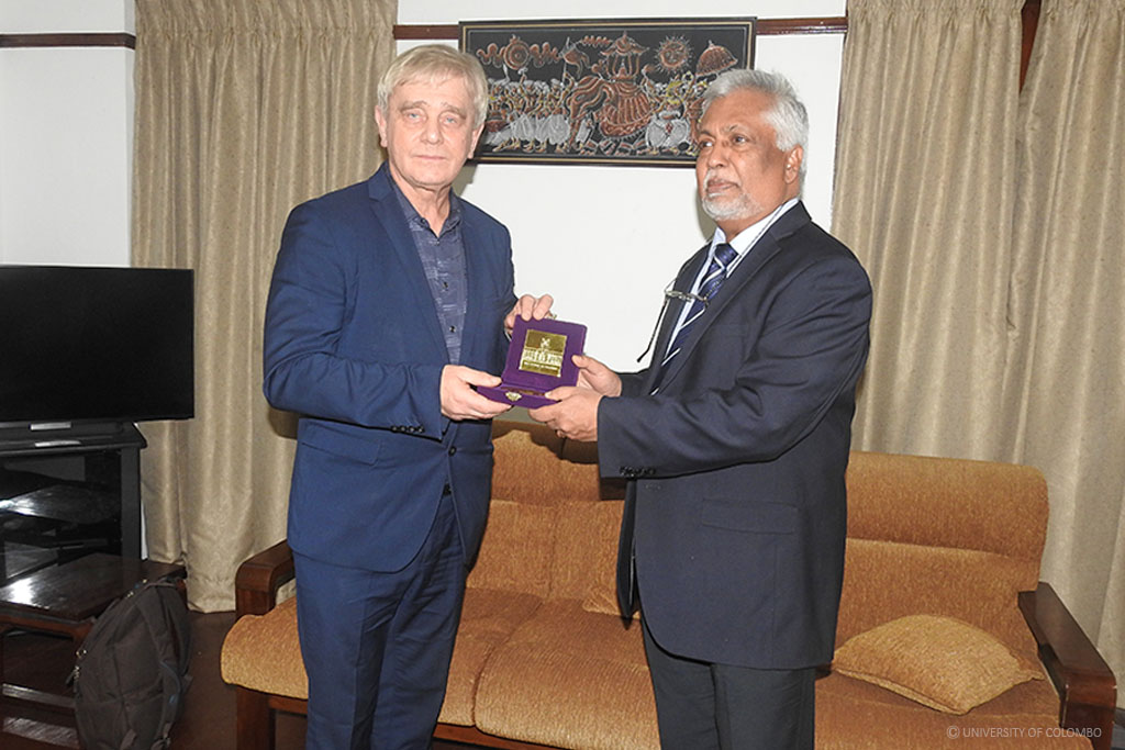 Riga Technical University , Latvia to collaborate with University of Colombo