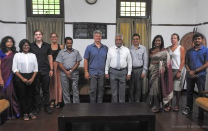Visit from Robert Koch Institute Germany