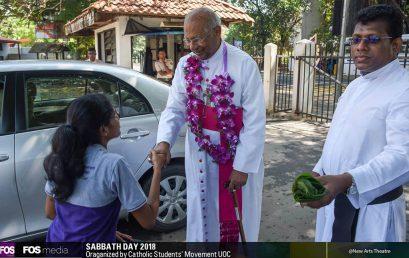 Sabbath Day – 2018