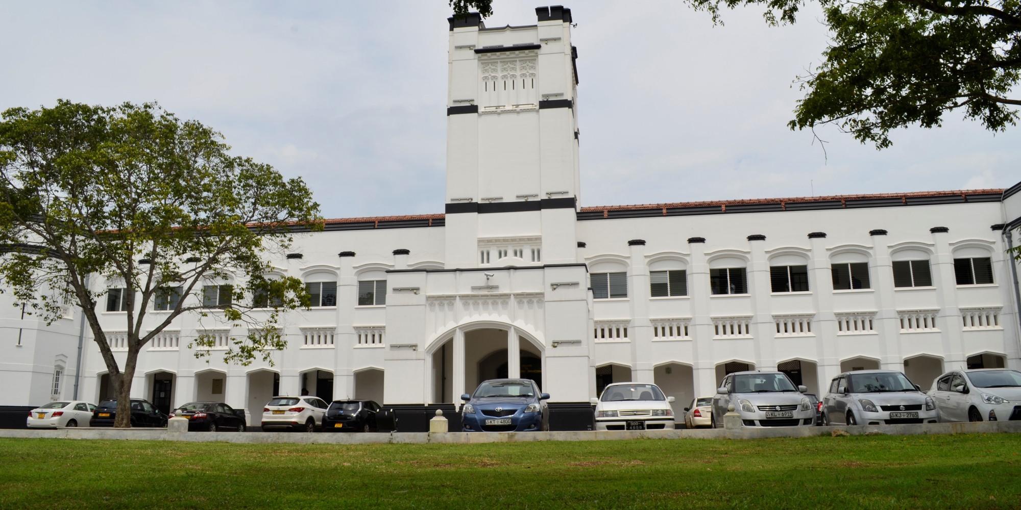 University of Colombo, Sri Lanka | Wisdom Enlightens – The