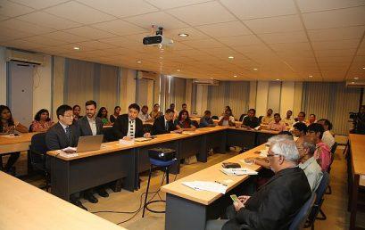 "Workshop on ""Seizing Digital Opportunities in Higher Education"""