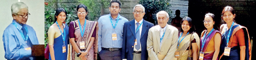 Seven Young Scientists from IBMBB attend Regional Conference on Nanotechnology and Nanoscience