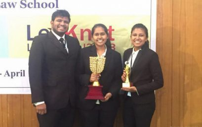 Asia Pacific Moot Court Competition 2018
