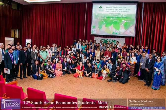 12th South Asian Economic Students' Meet (SAESM)