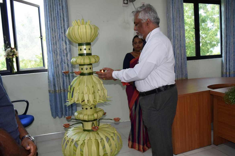 Student Welcome 2017- UCIARS , Weligatta, Hambantota