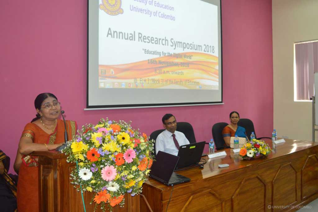 Annual Research Symposium 2018 – Faculty of Education