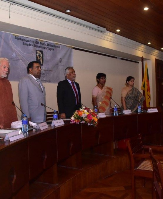 """International Seminar on """"Revisiting Rabindranath Tagore's Legacy"""""""