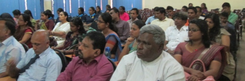 """Workshop on """"The Future of Humanity Depends on Wetlands"""""""
