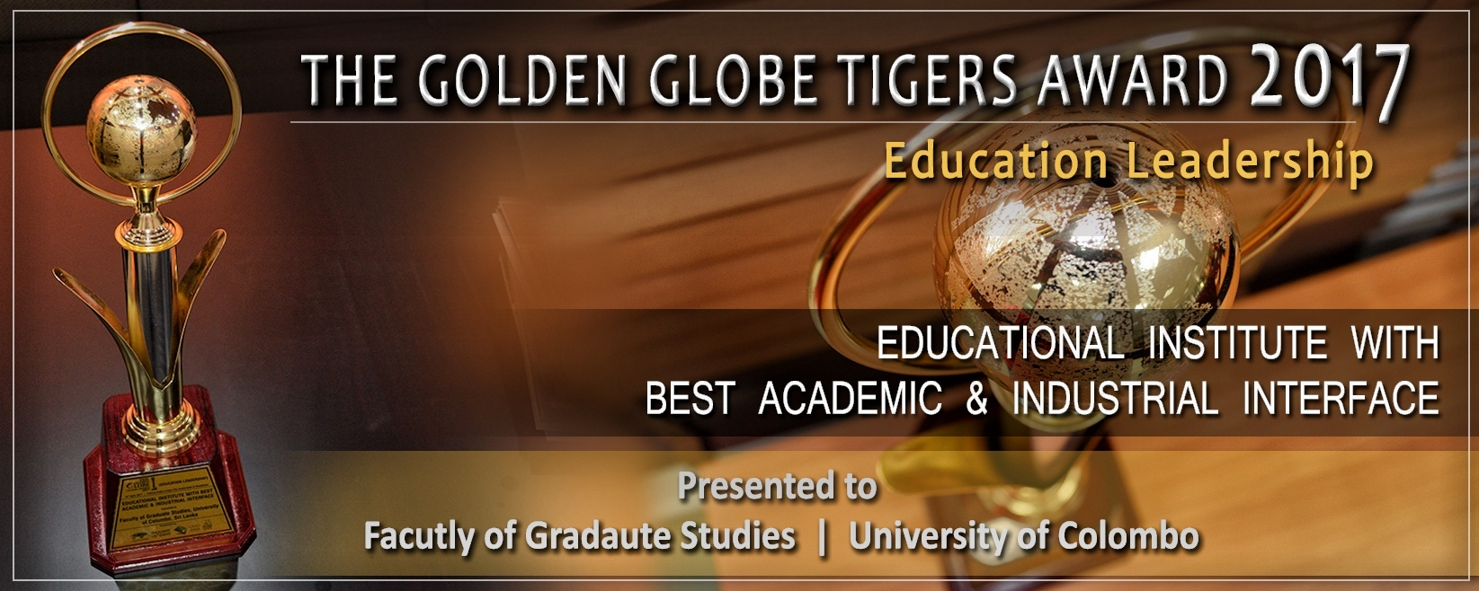 The Golden Globe Tiger Awards 2017