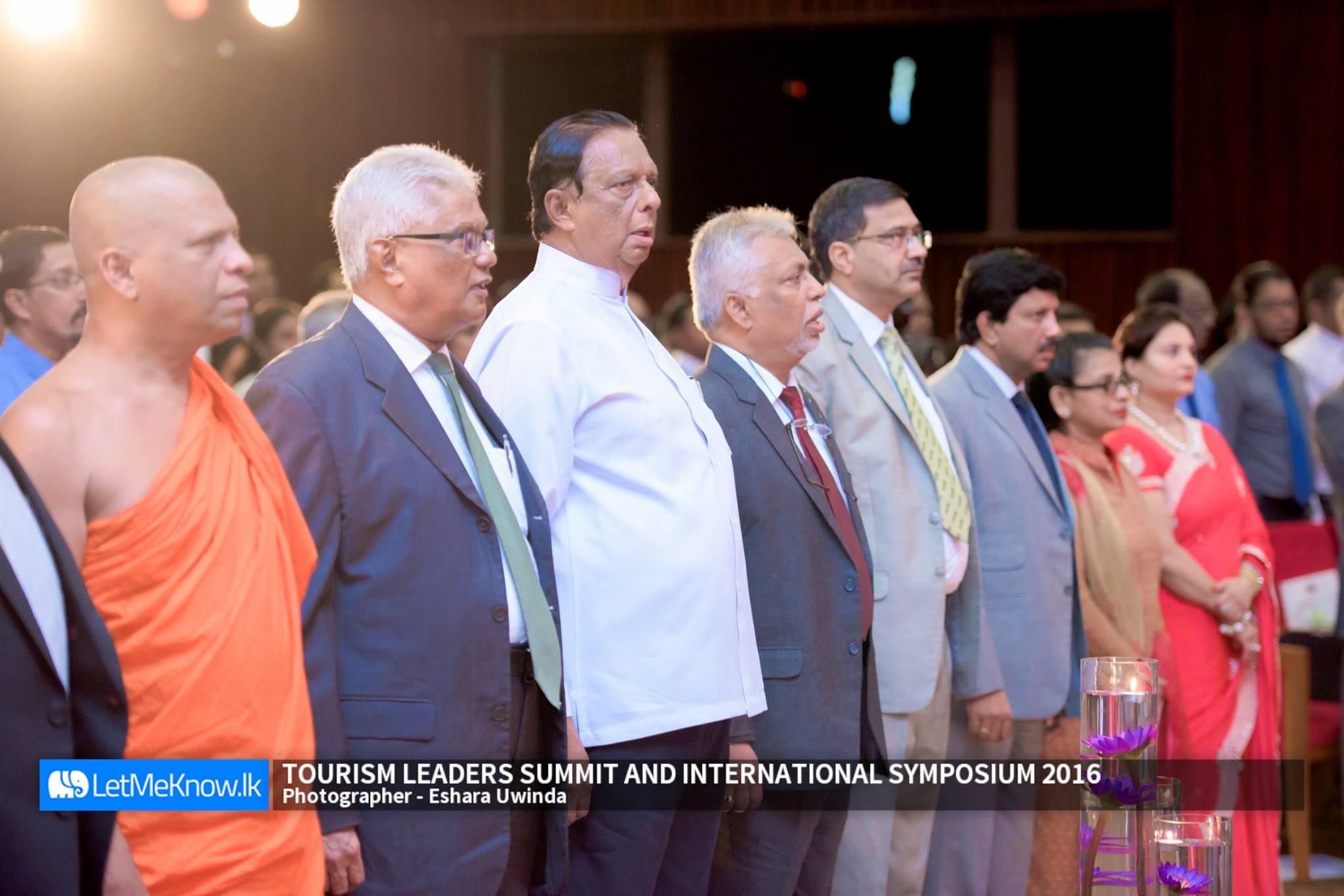 Tourism Leaders Summit and International Symposium 2016