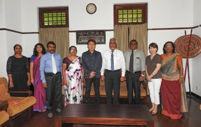 Tree of Life group, Japan to collaborate with University of Colombo