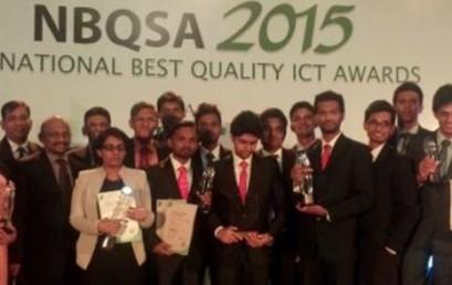 UCSC wins NBQSA 2015 Overall Bronze