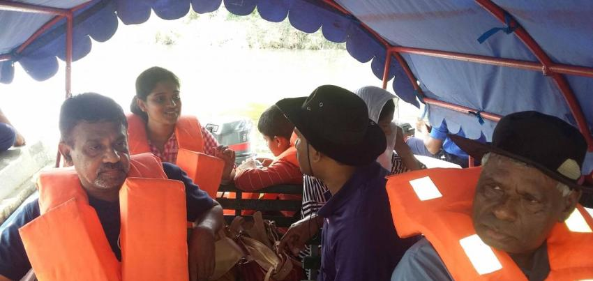 Wetland and Sri Jayawardenapura Kotte Study Excursion