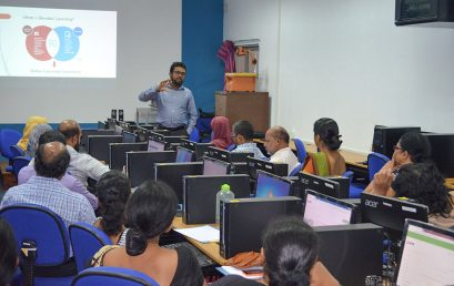 Workshop on Blended Learning for Education