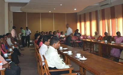 Workshop on Implementation, Enforcement and Accountability of Disability Rights in Sri Lanka