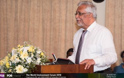 World Environment Day forum 2018