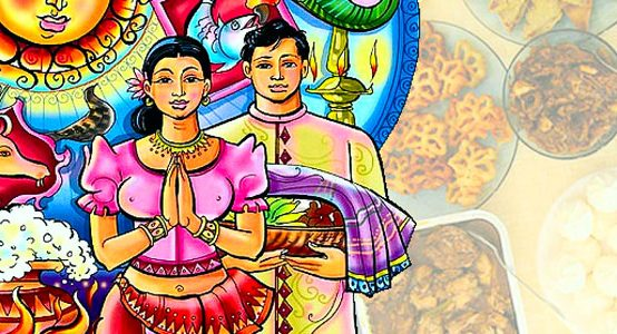 Sinhala New Year Celebrations – Department Of Geography