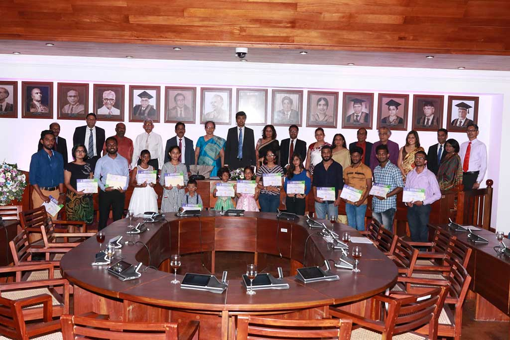 38th Annual General Meeting of Alumni Association