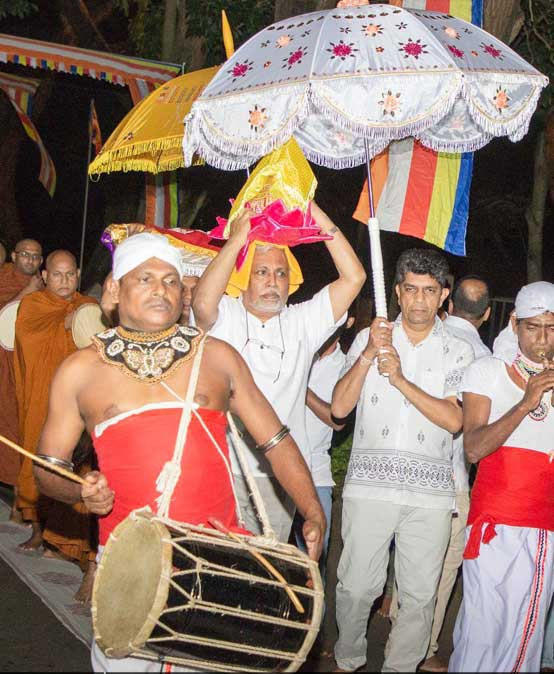 "Annual ""Pirith"" Chanting Ceremony"