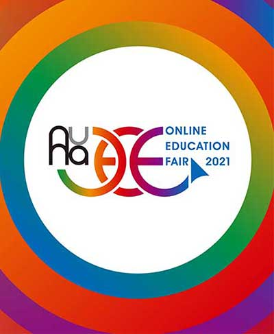 AUA Online Education Fair 2021