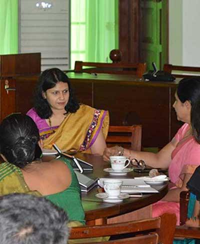 Asian Universities Alliance Staff Exchange at University of Colombo