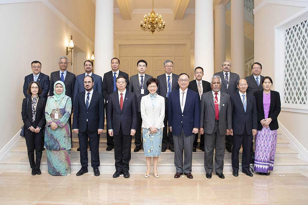 Asian Universities Alliance (AUA) Summit 2019