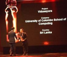 UCSC Wins a Merit Award @ APICTA 2010 in Kuala Lumpur, Malaysia