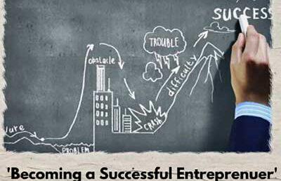 "Webinar on ""Becoming a successful Entrepreneur"""